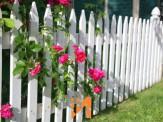 Hàng rào giả gỗ Smartwood
