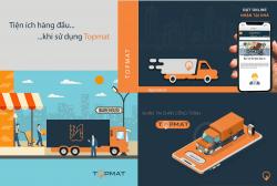 Các bước đặt hàng nhanh trên TOPMAT