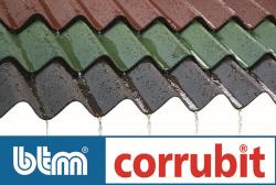 Báo giá tấm lợp sinh thái Corrubit - Sản phẩm xanh cho ngôi nhà