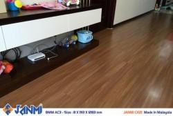 Sàn gỗ Janmi Malaysia