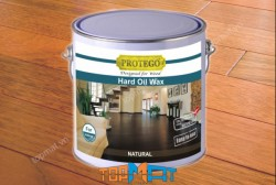 Dầu dưỡng gỗ kháng nước Hard Oil Wax Natural (2.5L)