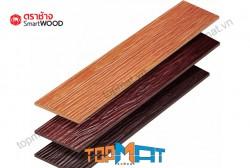 Tấm ốp tường Smartwood SCG vân gỗ 20x0,8x400cm