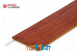 Tấm ốp tường Smartwood SCG vân gỗ 15x0,8x400cm