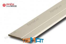 Tấm ốp tường Smartwood SCG không vân có rãnh 23,6x1x300cm