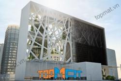 Bê tông sợi thủy tinh Artstone - vật liệu hiện đại tạo dấu ấn cho công trình