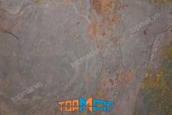 Đá slate đa sắc ốp tường 20x40x(0.5-0.7)cm