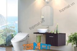 Bồn cầu vệ sinh Inax - sự lựa chọn tối ưu cho phòng tắm hiện đại