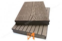 Sàn gỗ ngoài trời Greenwood thanh gỗ dày - GW04
