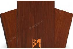 Sàn tre Pearl Ali ép khối màu bordeaux - BA05