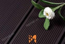 Sàn tre ngoài trời Bamboo Ali màu đen - BA11
