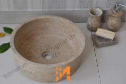 Cách làm vệ sinh chậu rửa mặt lavabo đá tự nhiên