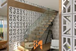 Mẹo lựa chọn gạch bông gió cho từng không gian kiến trúc