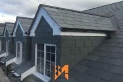 Kiến trúc mái nhà độc đáo với ngói đá Lai Châu