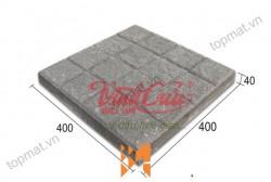 Gạch giả đá hoa cương góc nghiêng VC125