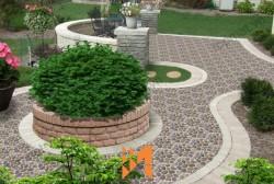 Các mẫu gạch Vĩnh Cửu lát sân vườn đẹp nhất hiện nay