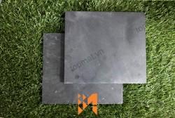 Đá slate đen Lai Châu 20x20x(1-1.5)cm