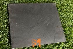 Đá ốp Slate đen xuất khẩu 100x100x(5-7)mm