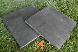 Đá Slate Lai Châu ghi lát nền 15x15x(1-1,2)cm