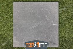 Đá đen giả cổ 30x30x(2,5-2,7) cm CA17