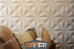 Tấm ốp tường 3D sợi thực vật CULLINANS