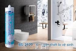 Keo gắn thiết bị vệ sinh BS-2520