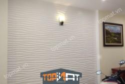 Tấm ốp tường 3D PVC NIKI