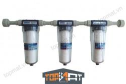 Hệ thống lọc nước Housing ba