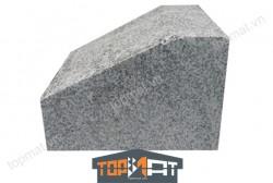 Đá bó vỉa granite da trăn