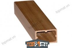 Thanh định hình gỗ composite Biowood S4SI05635