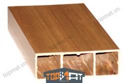Thanh định hình gỗ composite Biowood S4SI15050