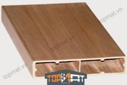 Thanh định hình gỗ composite Biowood S4SI15030
