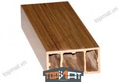 Thanh định hình gỗ composite Biowood S4SI10050