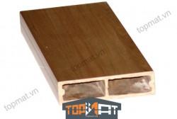 Thanh định hình gỗ composite Biowood S4SI10025