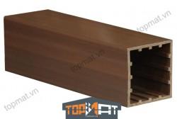 Thanh định hình gỗ composite Biowood S4SI09090