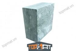 Đá cubic xanh rêu mài thô 10x10x5cm