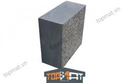Đá cubic đen Thanh Hóa băm mặt 10x10x5cm