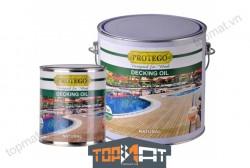Dầu dưỡng gỗ ngoài trời Protego Decking Oil