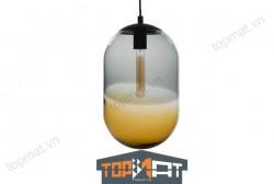 Đèn thả thủy tinh cao cấp CASAMOTION Color Rhythm- Grey & amber