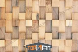 Tấm ốp tường gỗ tàu biển Ecoteak ET11-01