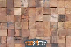 Tấm ốp tường gỗ tàu biển Ecoteak ET09-01