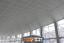 Trần nhôm Clip-in 600x600x0.6mm