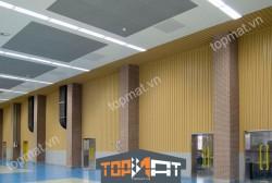 Tấm trần & tường nhôm M140-Shaped