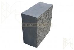 Đá cubic đen Thanh Hóa mặt băm 10x10x5cm