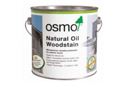Natural Oil Wood Stain -  Mahogany (2.5L)