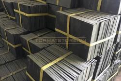 Đá slate đen Lai Châu 15x20x(1-1.5)cm