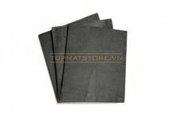 Đá slate đen Lai Châu 20x30x(1-1.5)cm