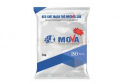 Keo miết mạch chà ron Mova JGB-Grey (1kg)