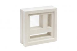 Gạch thông gió trắng Maze-2