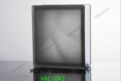 Gạch kính Misty Cloudy Grey – Vân xám 042