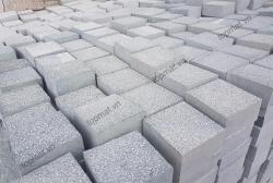 Đá quy cách - Sự lên ngôi của đá cubic lát sân Thanh Hoá